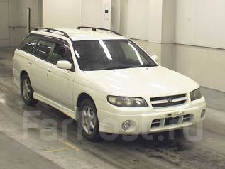 Зеркало заднего вида боковое. Nissan Avenir, RW11