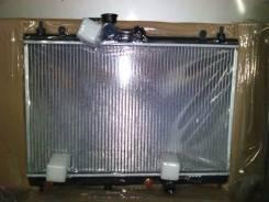 Радиатор охлаждения двигателя. Nissan AD, VAY12