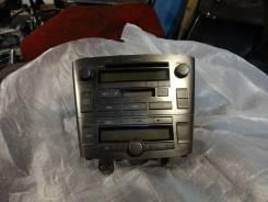 Блок управления климат-контролем. Toyota Avensis, AZT255
