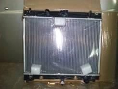 Радиатор охлаждения двигателя. Toyota Ractis, NCP100 Двигатель 1NZFE
