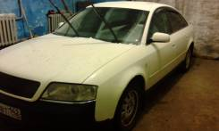Audi A6. C5, ADR