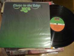ЙЕС / YES - Close to the Edge - JP LP 1972
