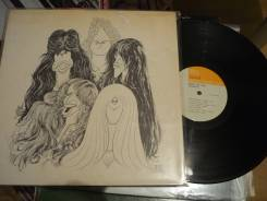 HARD! Аэросмит / Aerosmith - DRAW THE LINE - JP LP 1977