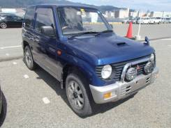 Mitsubishi Pajero Mini. автомат, 4wd, 0.7, бензин, б/п, нет птс. Под заказ