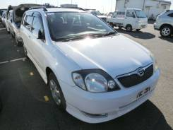 Toyota Corolla Fielder. механика, передний, 1.8, бензин, б/п, нет птс. Под заказ