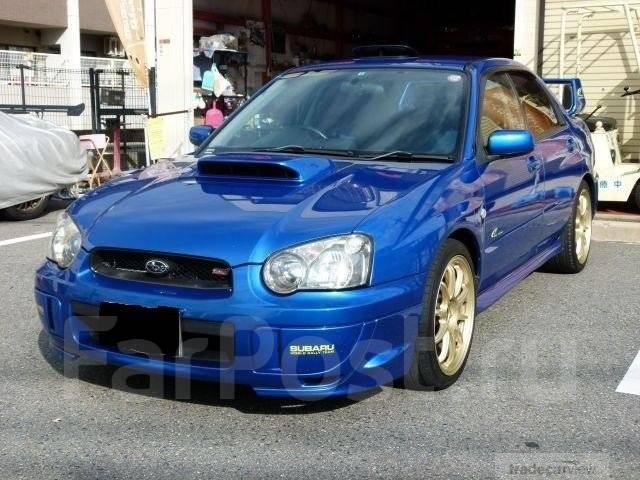 Патрубок воздухозаборника. Subaru Impreza WRX STI