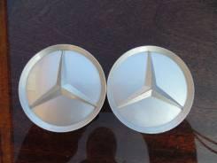 "Пара центральных колпачков на литые диски «Mercedes-Benz». Диаметр Диаметр: 16"", 2 шт. Под заказ"