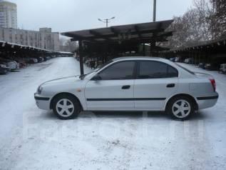 Hyundai Elantra. G4GC