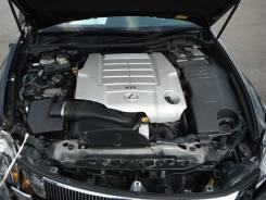 Крышка двигателя. Lexus GS460, URS190 Двигатель 1URFSE