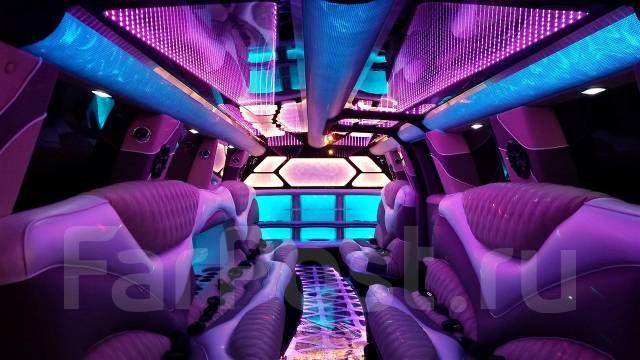 Party Bus, лимузины нового поколения для тех кому важен сервис комфорт