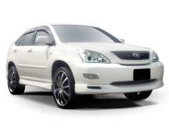 Обвес кузова аэродинамический. Lexus RX350, GSU30, GSU35