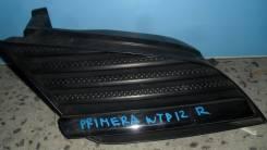 Решетка радиатора. Nissan Primera, WTP12 Двигатель QR20DE