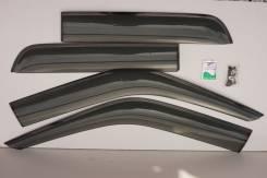 Ветровики (дефлекторы боковых окон) Toyota Hilux Surf