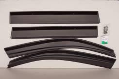 Ветровики (дефлекторы боковых окон) Nissan X-TRAIL
