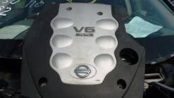 Крышка двигателя. Nissan Fuga, 50