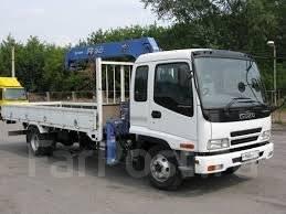 Услуги грузовика с краном