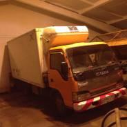Isuzu Elf. Продается грузовик рефрижератор, 4 334 куб. см., 3 000 кг.