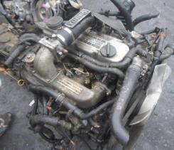 Двигатель в сборе. Nissan Mistral, KR20 Двигатель TD27T
