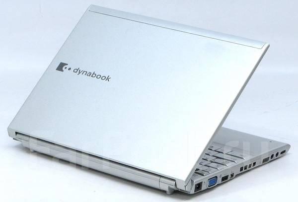 """Toshiba Dynabook SS. 12"""", 1,2ГГц, ОЗУ 1024 Мб, диск 120Гб, WiFi, аккумулятор на 6ч."""