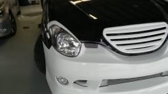 Накладка на фару. Toyota Verossa, JZX110, GX115, GX110