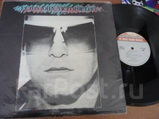 Elton John - Victim Of Love - 1979 - 1 пресc Japan