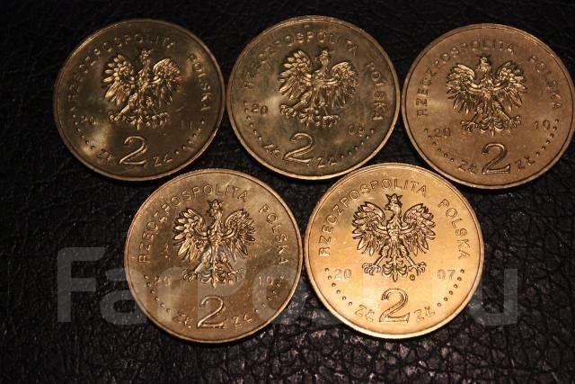 2 злотых всадники монета 1 рубль гагарин стоимость