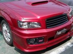 Накладка на фару. Subaru Forester, SG5. Под заказ