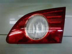 Вставка багажника. Nissan Bluebird Sylphy, NG11, G11, KG11 Двигатели: HR15DE, MR20DE