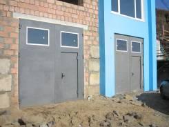 Ворота гаражные 29900руб, двери, заборы, решетки, каркасы и др.