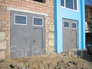 Ворота гаражные с монтажом 29900руб, двери, заборы, решетки, каркасы и др.