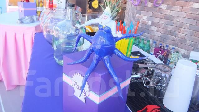 3D(3д) печать цветных фигурок, мы печатали для ВЭФ (3DKnowHow)