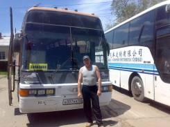 Водитель автобуса. Средне-специальное образование, опыт работы 15 лет