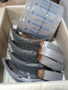 Колодка тормозная барабанная. Daewoo: Lestar, Winstorm, DE12, Novus, Ultra Novus, Prima Asia Granbird Asia Topic Asia Cosmos SsangYong Rexton SsangYon...