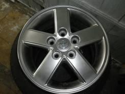 Toyota. 6.0x15, 5x114.30, ET50, ЦО 61,0мм.