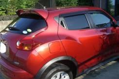 Спойлер. Nissan Juke