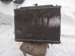 Радиатор охлаждения двигателя. Nissan X-Trail, T31, T31R