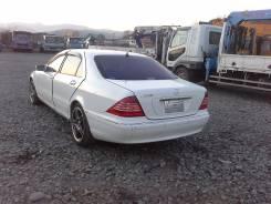 Стоп-сигнал. Mercedes-Benz S-Class, W220, 220