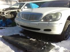Бампер. Mercedes-Benz S-Class, W220, 220