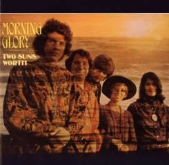 "CD Morning Glory ""Two suns worth"" 1968 England"