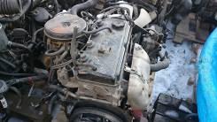 Двигатель в сборе. Mitsubishi Canter Двигатель 4G63