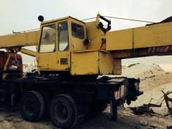 КамАЗ 55102. Продам автокран на базе Камаз, 20 000 кг.