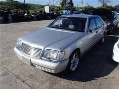 Mercedes-Benz S-Class. W140, 119