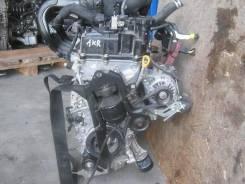 Двигатель. Toyota iQ, KGJ10 Двигатель 1KRFE