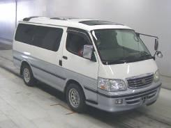Бампер Toyota Hiace 2000г-