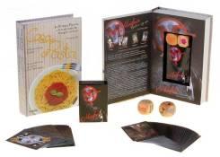 Игра «Мафия» в книге - тайнике: фанты и 2 кубика !