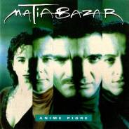 "CD Matia Bazar ""Anime pigre"" 1991 Germany"