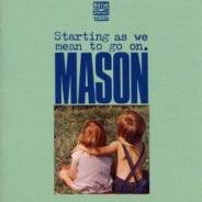 """CD Mason """"Starting as we mean to go on"""" 1973 England"""