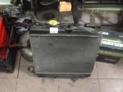 Патрубок радиатора. Mazda Demio, DW5W Двигатель B5ME
