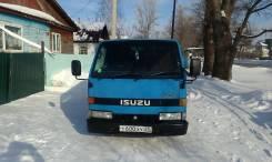Isuzu Elf. Isuzu ELF, 2 800 куб. см., 1 250 кг.