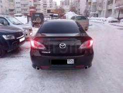 Бампер. Mazda Mazda6 Mazda Atenza, GH5FW, GH5FP, GHEFW, GHEFS, GHEFP, GH5AS, GH5FS, GH5AW, GH5AP